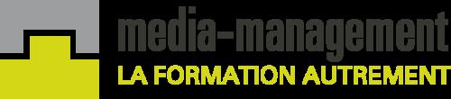 Logo Média Management